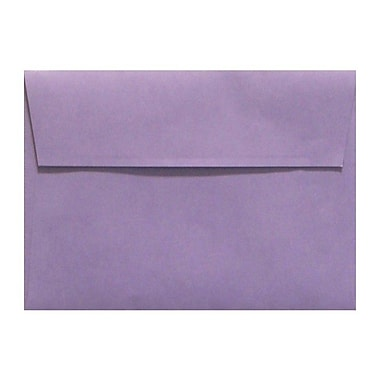 LUX A4 Invitation Envelopes (4 1/4 x 6 1/4) 50/Box, Wisteria (LUX-4872-106-50)