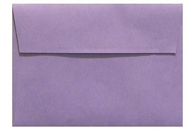 LUX A4 Invitation Envelopes (4 1/4 x 6 1/4) 50/Box, Wisteria (LUX-4872-106-50)
