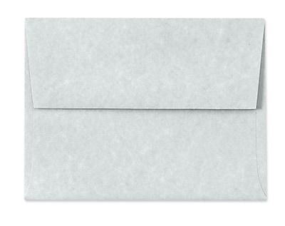 LUX A6 Invitation Envelopes (4 3/4 x 6 1/2) 250/Box, Blue Parchment (6675-12-250)