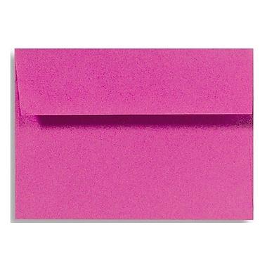 LUX A6 Invitation Envelopes (4 3/4 x 6 1/2) 1000/Box, Magenta (EX4875-10-1000)