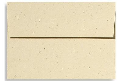 LUX A6 Invitation Envelopes (4 3/4 x 6 1/2) 1000/Box, Stone (ET4875-16-1000)