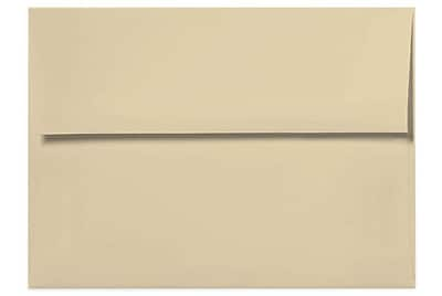 LUX A6 Invitation Envelopes (4 3/4 x 6 1/2) 500/Box, Nude (SH4275-07-500)