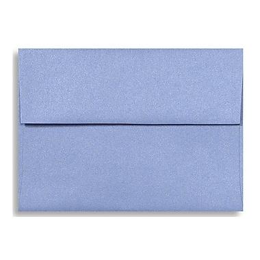 LUX A6 Invitation Envelopes (4 3/4 x 6 1/2), Vista Metallic, 50/Box (5375-29-50)