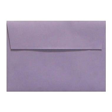 LUX A6 Invitation Envelopes (4 3/4 x 6 1/2) 500/Box, Wisteria (LUX-4875-106-10)