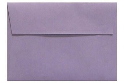 LUX A6 Invitation Envelopes (4 3/4 x 6 1/2) 50/Box, Wisteria (LUX-4875-106-50)