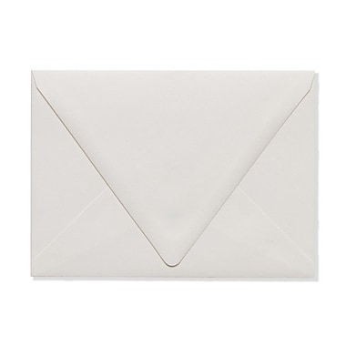 LUX A7 Contour Flap Envelopes (5 1/4 x 7 1/4) 1000/Box, Natural - 100% Recycled (1880-NPC-1000)
