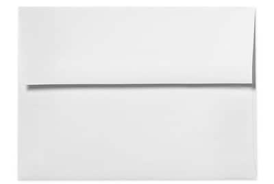 LUX A7 Invitation Envelopes (5 1/4 x 7 1/4) 50/Box, 70lb. Bright White (20677-50)