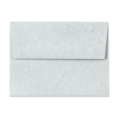 LUX A7 Invitation Envelopes (5 1/4 x 7 1/4) 1000/Box, Blue Parchment (6680-12-1000)