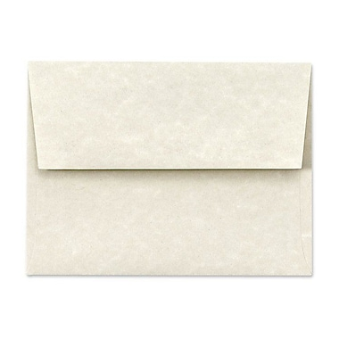 LUX A7 Invitation Envelopes (5 1/4 x 7 1/4) 500/Box, Cream Parchment (6680-11-500)