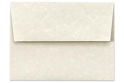 LUX A7 Invitation Envelopes (5 1/4 x 7 1/4) 500/Box, Cream Parchment (6680-11-500)
