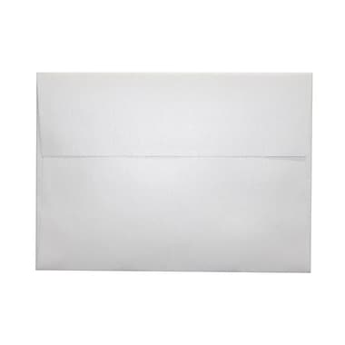 LUX A7 Invitation Envelopes (5 1/4 x 7 1/4) 250/Box, Crystal Metallic (5380-30-250)