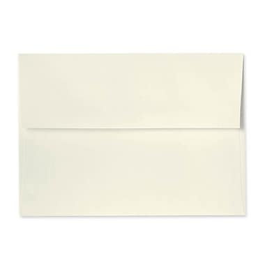 LUX A7 Invitation Envelopes (5 1/4 x 7 1/4) 50/Box, Natural (5880-01-50)