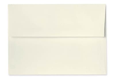 LUX A7 Invitation Envelopes (5 1/4 x 7 1/4) 500/Box, Natural (5880-01-500)