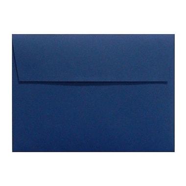 LUX A7 Invitation Envelopes (5 1/4 x 7 1/4) 500/Box, Navy (LUX-4880-103500)
