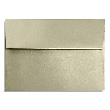 LUX A7 Invitation Envelopes (5 1/4 x 7 1/4), Silversand, 500/Box (FA4880-05-500)