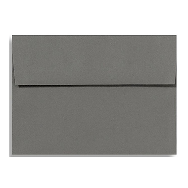 LUX A7 Invitation Envelopes (5 1/4 x 7 1/4) 500/Box, Smoke (EX4880-22-500)