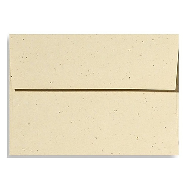 LUX ? Enveloppes d?invitation A7 (5 1/4 x 7 1/4 po), pierre, 1000/boîte (ET4880-16-1000)