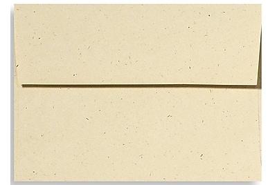 LUX A7 Invitation Envelopes (5 1/4 x 7 1/4) 500/Box, Stone (ET4880-16-500)