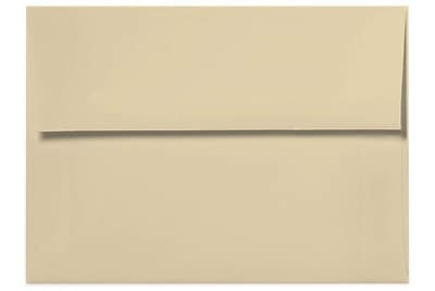 LUX A7 Invitation Envelopes (5 1/4 x 7 1/4) 500/Box, Nude (SH4280-07-500)