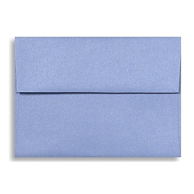 LUX A7 Invitation Envelopes (5 1/4 x 7 1/4), Vista Metallic, 250/Box (5380-29-250)