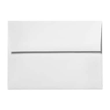LUX A8 Invitation Envelopes (5 1/2 x 8 1/8) 500/Box, 24lb. Bright White (72957-500)