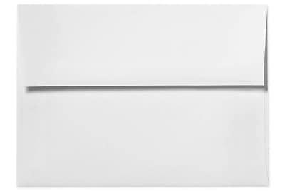 LUX A8 Invitation Envelopes (5 1/2 x 8 1/8) 1000/Box, 70lb. Bright White (20743-1000)