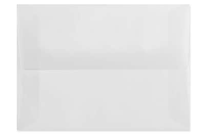 LUX A8 Invitation Envelopes (5 1/2 x 8 1/8) 250/box, Birch Translucent (4885-27-250)