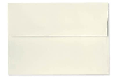 LUX A8 Invitation Envelopes (5 1/2 x 8 1/8) 50/Box, Natural (5885-01-50)