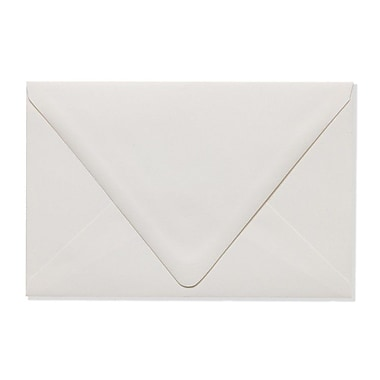 LUX A9 Contour Flap Envelopes (5 3/4 x 8 3/4) 250/Box, Natural - 100% Recycled (1895-NPC-250)