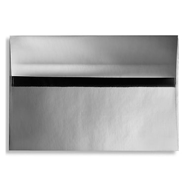 LUX A9 Invitation Envelopes (5 3/4 x 8 3/4) 250/Box, Mirror (MR4895-01-250)