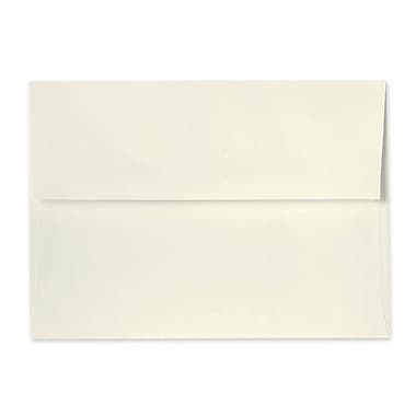 LUX A9 Invitation Envelopes (5 3/4 x 8 3/4) 500/Box, Natural (5895-01-500)