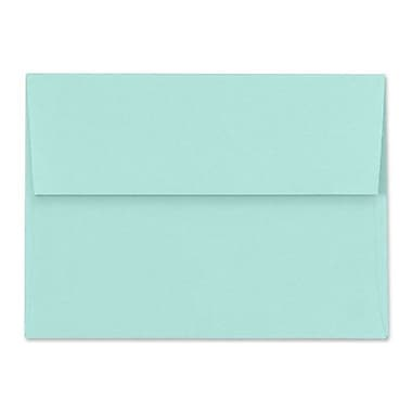 LUX A9 Invitation Envelopes (5 3/4 x 8 3/4) 1000/Box, Seafoam (LUX-48951131000)
