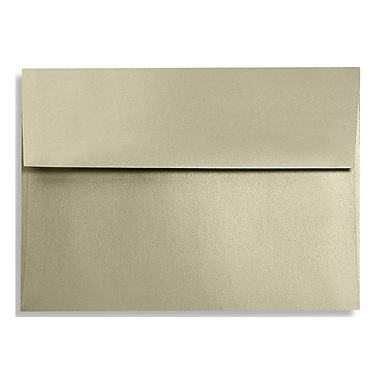 LUX A9 Invitation Envelopes (5 3/4 x 8 3/4) 50/Box, Silversand (FA4895-05-50)