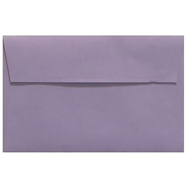 LUX A9 Invitation Envelopes (5 3/4 x 8 3/4) 50/box, Wisteria (LUX-4895-106-50)