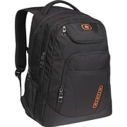 "OGIO Tribune Backpack For 17"" Laptop, iPad, Black"