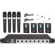 Pyle Pro PDWM8700 8 Channel Wireless Microphone System