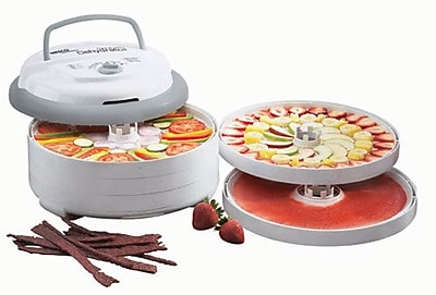 Nesco American Harvest FD-75PR 600-Watt Food Dehydrator-Speckled 4086776