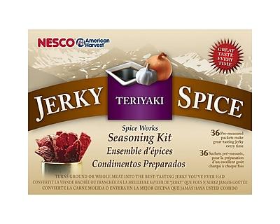 Nesco® American Harvest Teriyaki Flavor Jerky Spice Work Kit