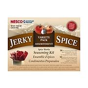 Nesco® American Harvest Original, Hot and Spicy, Teriyaki Jerky Spice Work Kit