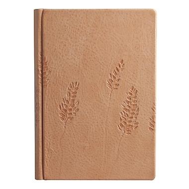 Eccolo™ Italian Leather Wheat Journal, Beige