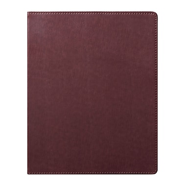 Eccolo™ Faux Leather Simple Desk Size Journals
