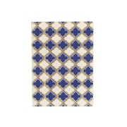 Eccolo™ Faux Leather Morrocan Tile Journals