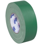 "Tape Logic 2"" x 60 yds. x 11 mil Gaffers Tape, Green, 3/Pack"