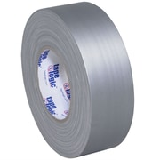 "Tape Logic 2"" x 60 yds. x 11 mil Gaffers Tape, Gray, 3/Pack"