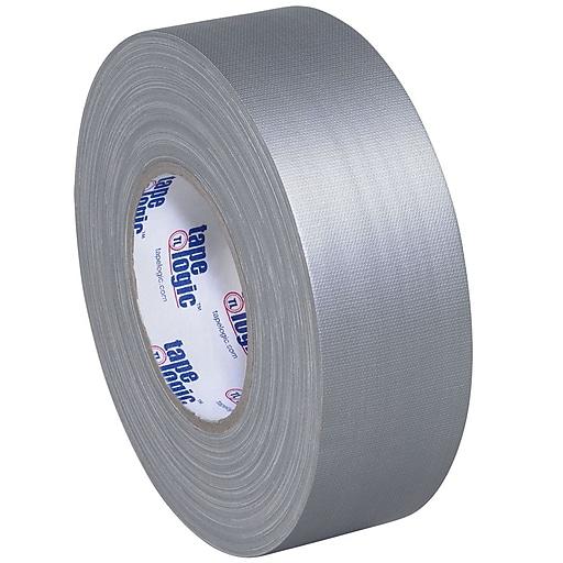 "Tape Logic 2"" x 60 yds. x 11 mil Gaffers Tape,  Gray,  3/Pk"