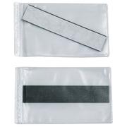 """Superscan 11"""" x 8.5"""" Inkjet/Laser Vinyl Magnetic Envelope, Clear, 50/Case ( LH218)"""