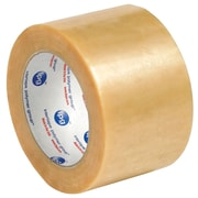 "Intertape 3"" x 110 yds. x 2.9 mil #520 Carton Sealing Tape, Clear, 6/Pack"