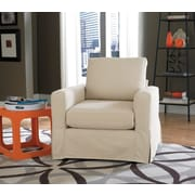 Sofab® Lily Ivory Fabric Chair