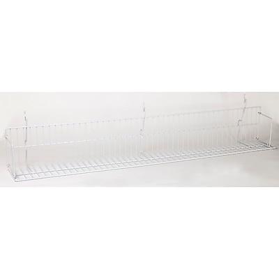 Video Shelf, White, 46