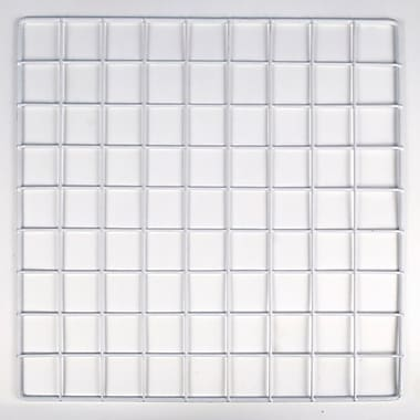 Mini Grid, White, 14